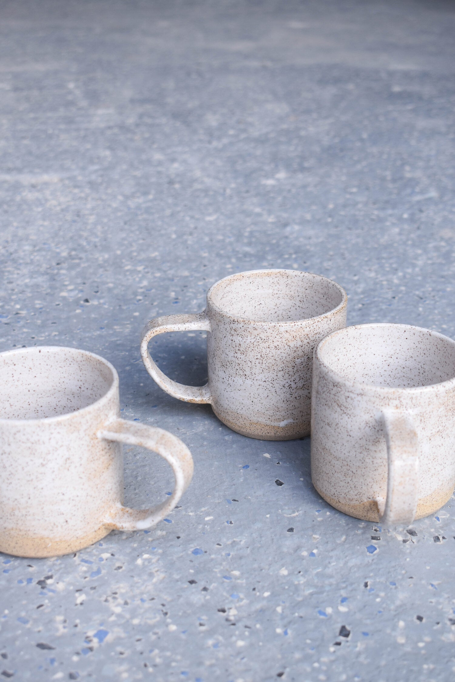 Wild Bower Studio- 10oz Speckled Mug