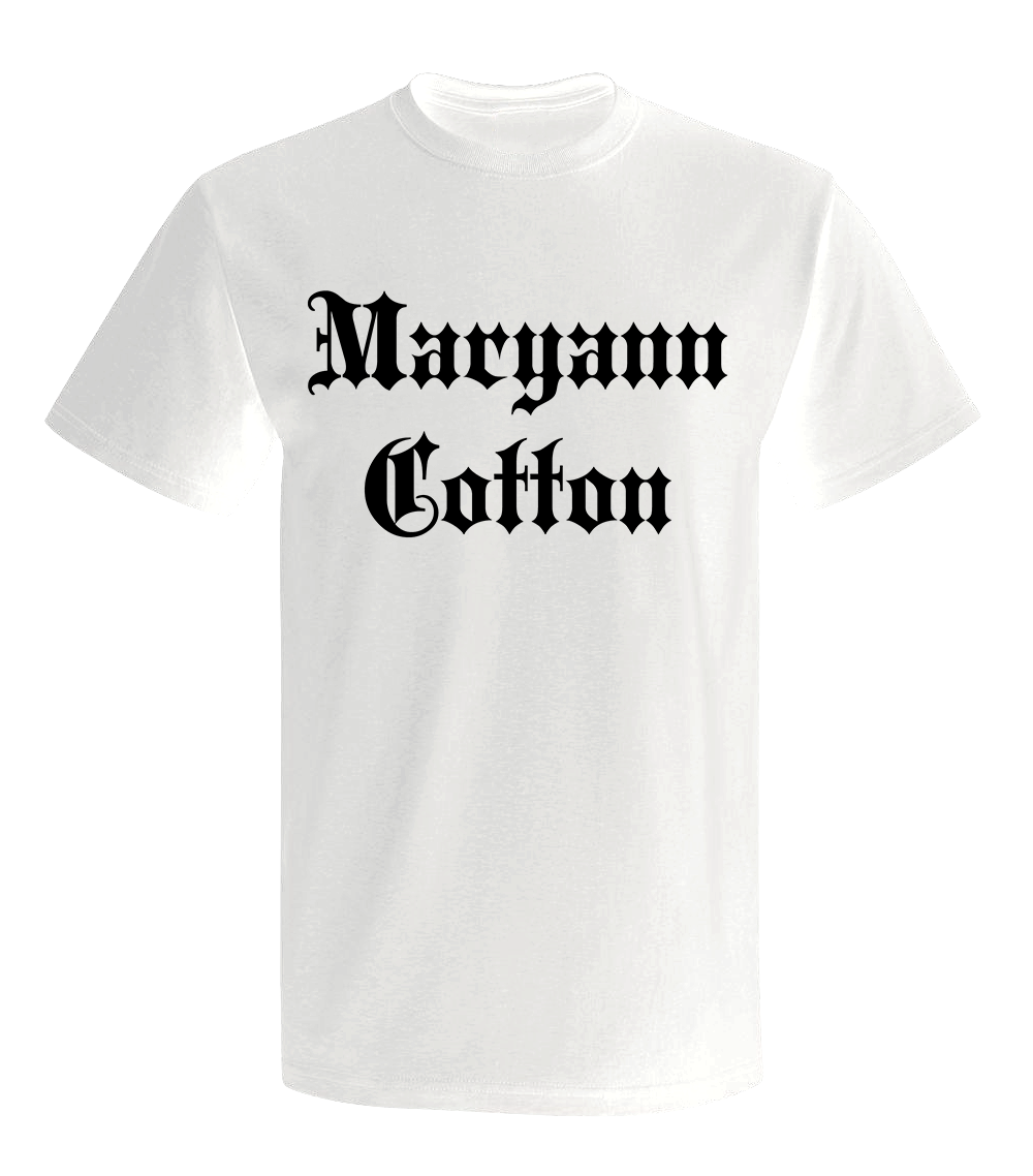Maryann Cotton White T-Shirt
