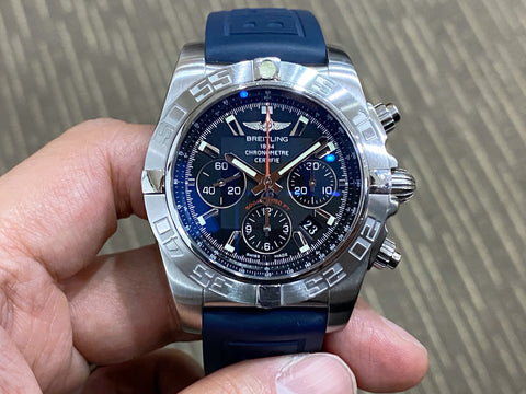 -Pre Owned- Breitling Chronomat Flying Fish