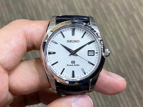 -Pre Owned- Grand Seiko 9F62 Quartz SBGX095 (Discontinued)