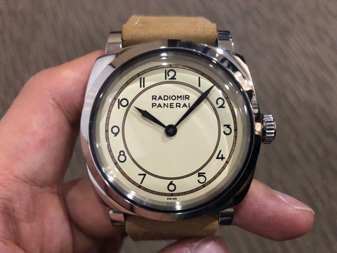 -Brand New- Panerai Radiomir 1940 s Days Art Deco Pam 791 / Pam791
