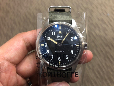 -SOLD- IWC Pilot Tribute To Mark XVI IW3270-07