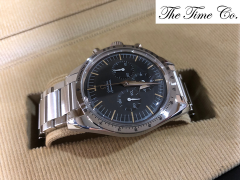 -SOLD- Omega 60th Anniversary Trilogy Speedmaster