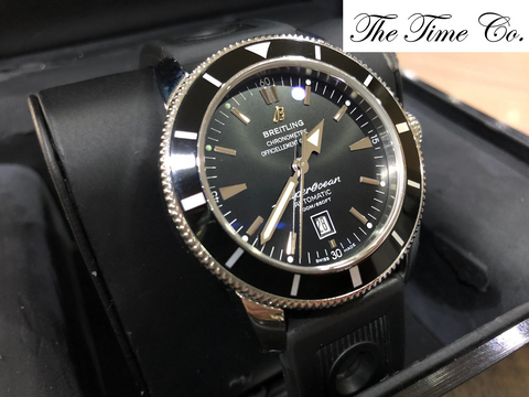 -SOLD- Breitling Superocean Heritage 46 A1732024