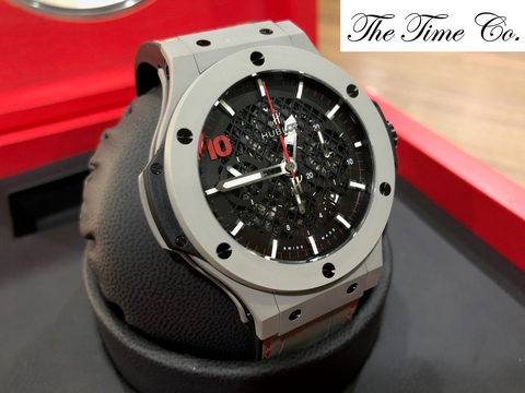 -SOLD- Hublot Big Bang Red Dot Bang Limited 50 Pieces