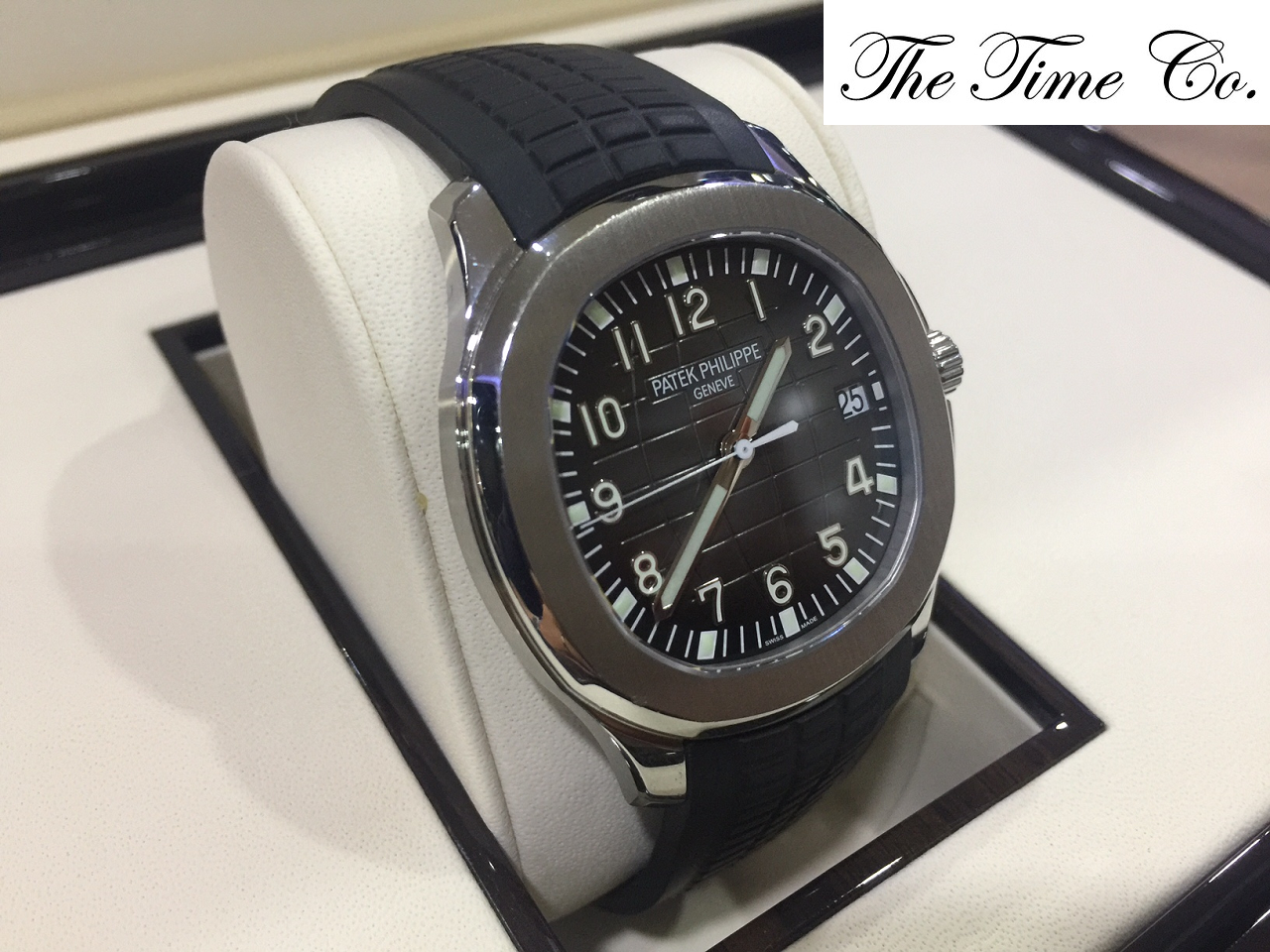 -SOLD- Patek Philippe Aquanaut 5167