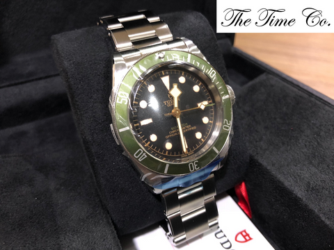 -Brand New- Tudor Black Bay Harrods Special Edition