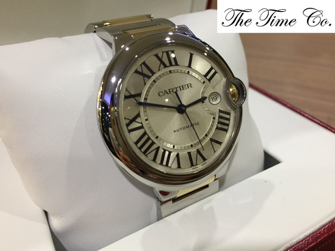 -SOLD- Cartier Ballon Bleu XL W69009Z3