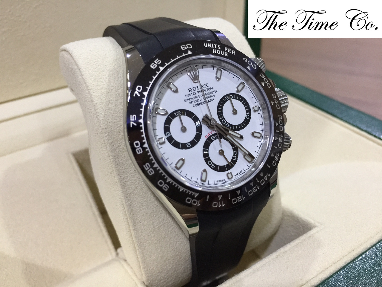 -SOLD- Rolex Daytona Ceramic White 116500