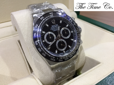-SOLD- Rolex Daytona Ceramic Black 116500
