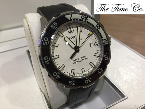 -SOLD- IWC Aquatimer IW3568-06
