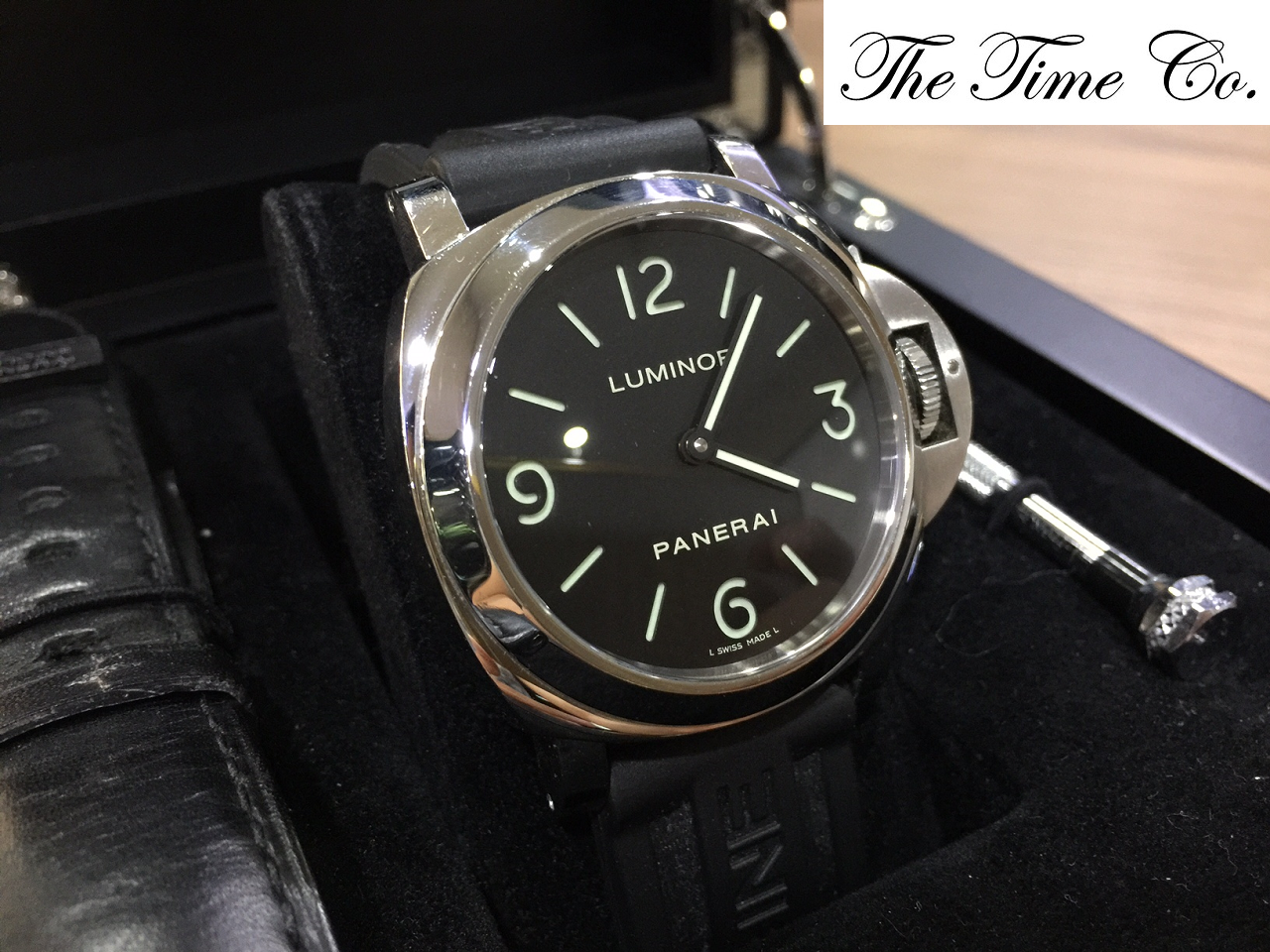-SOLD- Panerai Pam 112