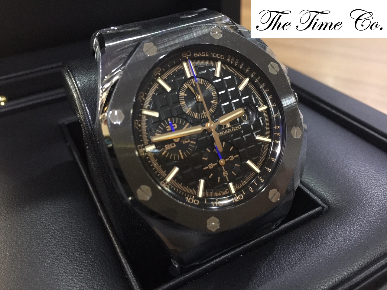 -SOLD- Audemars Piguet Novelty Ceramic SIHH 2017