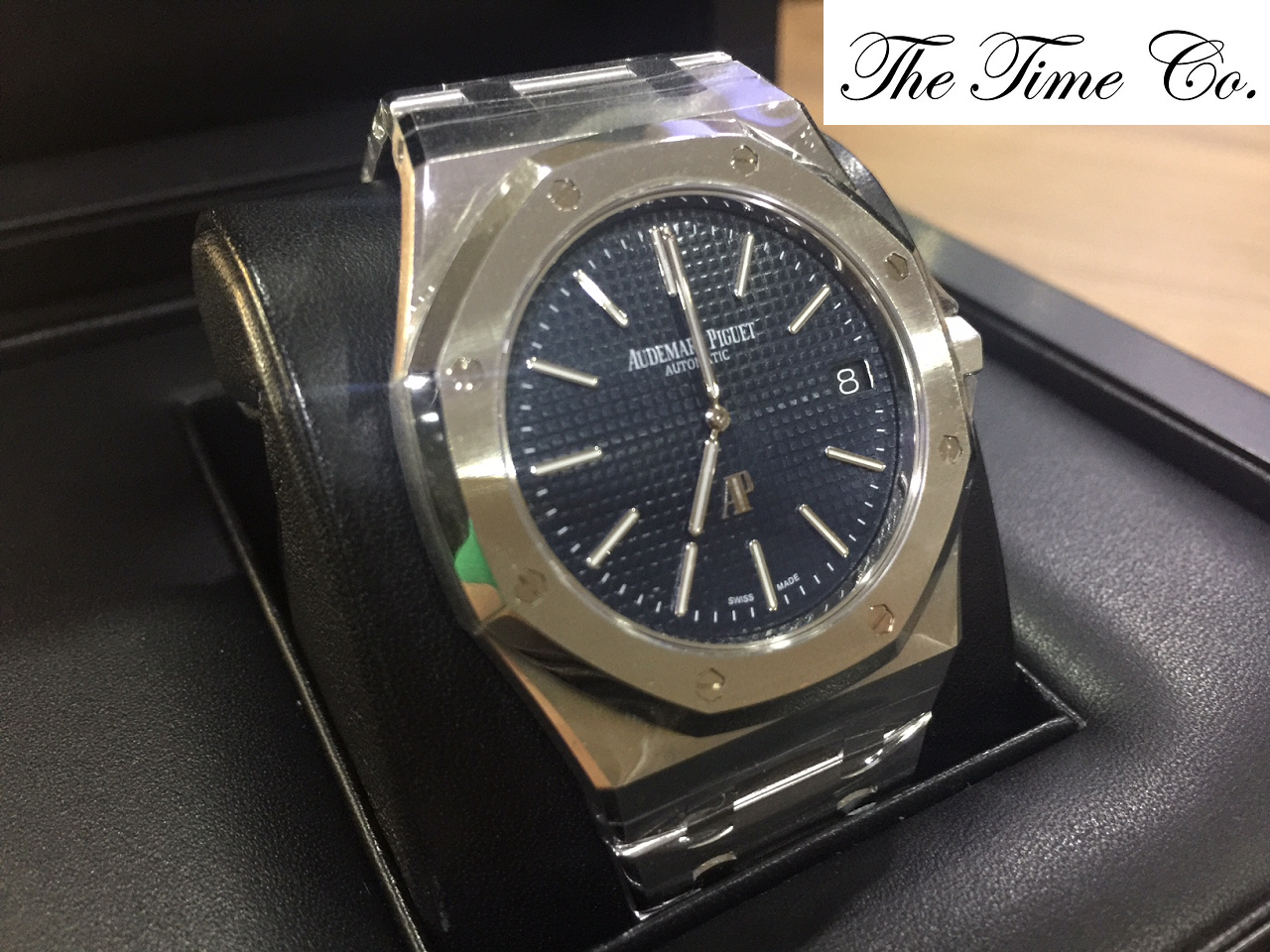 "-SOLD- Audemars Piguet Royal Oak ""Jumbo"" 15202"