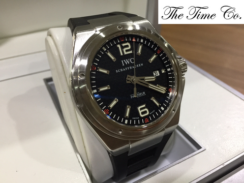 -SOLD- IWC Ingenieur Mission Earth IW3236-01