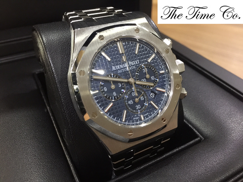 -SOLD- Audemars Piguet Royal Oak Chronograph 26320ST