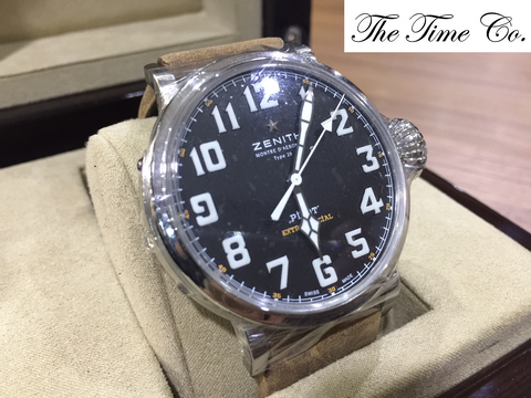 -Brand New- Zenith Pilot Type 20 Extra Special