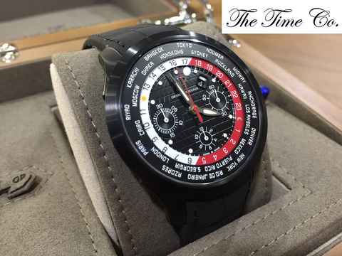 -SOLD- Girard Perregaux World Timer 49700