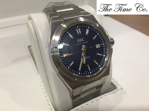 -SOLD- IWC Ingenieur Automatic Laureus Sports Limited Edition