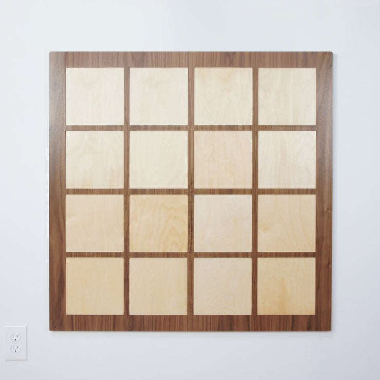 FOUR X FOUR Panel Only (Walnut)