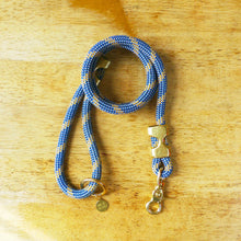Load image into Gallery viewer, Fuji Rope Leash - Blue