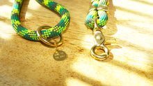 Load image into Gallery viewer, Fuji Rope Leash - Green