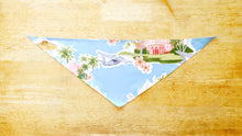 Load image into Gallery viewer, Blue Hawaii Bandana