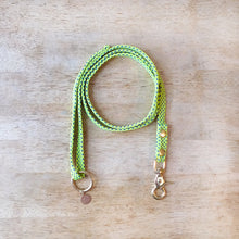 Load image into Gallery viewer, Keiki Rope Leash - Neon Green