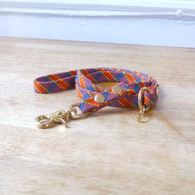 Load image into Gallery viewer, Keiki Rope Leash - Orange