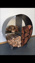 Load image into Gallery viewer, Round Wood Stackers 800mm Round