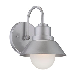 Acclaim Lighting - 4712BS - One Light Outdoor Wall Mount - Astro - Brushed Silver