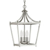 Capital Lighting - 4036PN - Three Light Foyer Pendant - Stanton - Polished Nickel