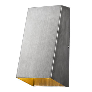 Acclaim Lighting - 1515MN - One Light Wall Mount - Nolan - Matte Nickel