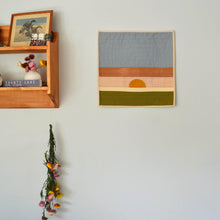 Load image into Gallery viewer, Small Sunrise Wall Hanging
