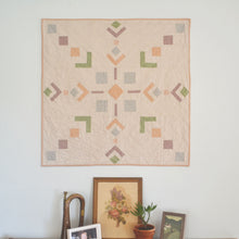 Load image into Gallery viewer, Single Snowflake Quilt Pattern