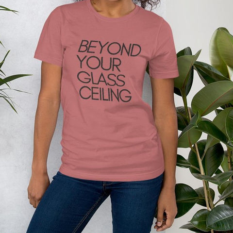 Beyond Glass Ceilings, Tee