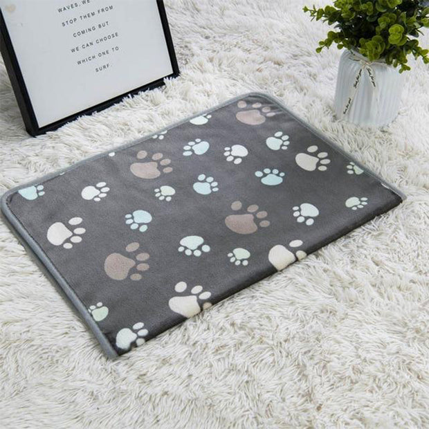PET PAW BLANKET