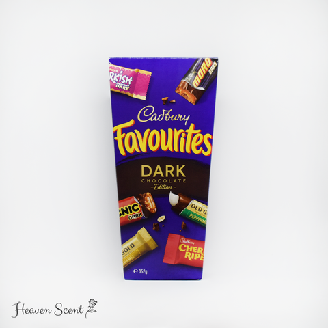 Cadbury Dark Favourites – 352g