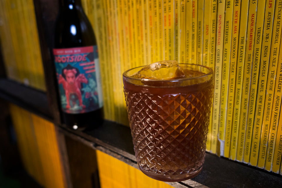 Absinthe Root Beer - A Parisian classic