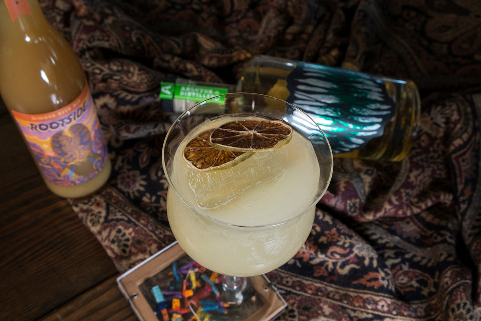 The Bohemian Mule - Our absolute favorite Mule variation
