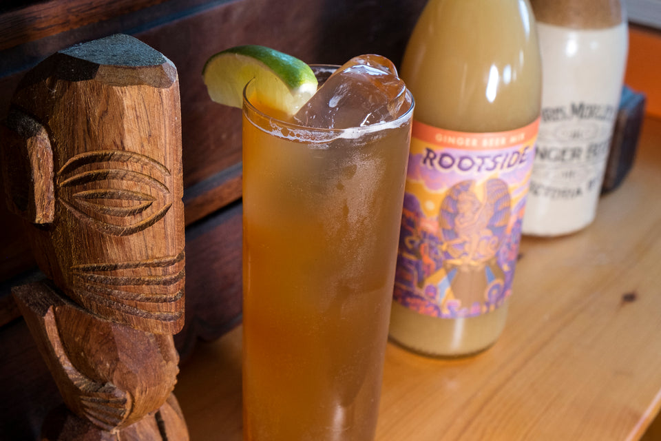 Dark 'N' Stormy Recipe - The perfect drink, any time of year
