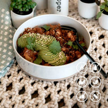 Load image into Gallery viewer, Vegan Chili Con Carne (Shred)