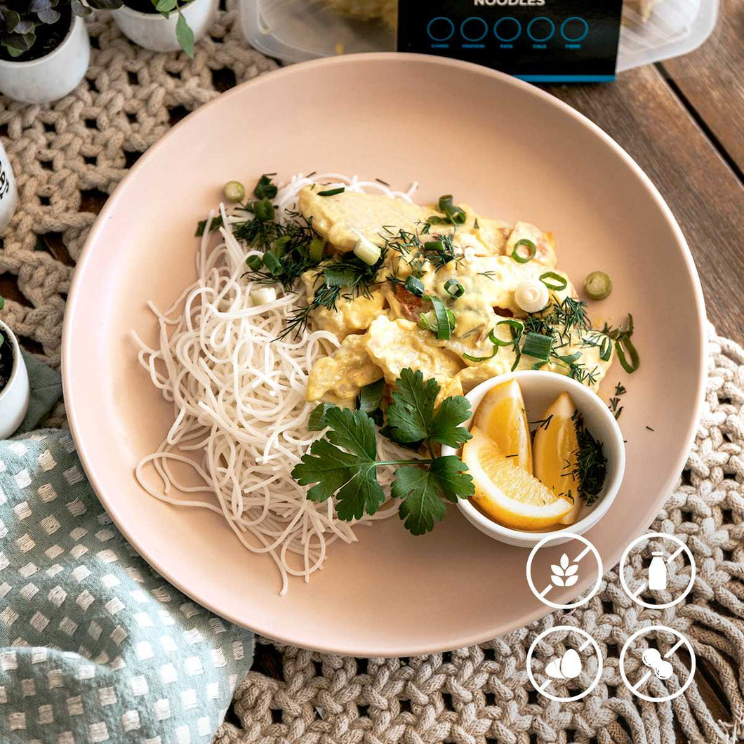 Basa Rice Noodles (Performance)