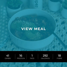 Load image into Gallery viewer, Vegan Chili Con Carne (Performance)