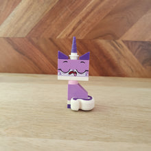 "Load image into Gallery viewer, ""Unikitty"" Sleepy brooch / pin"
