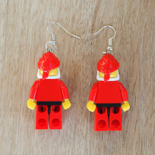 Load image into Gallery viewer, Santa Claus earrings