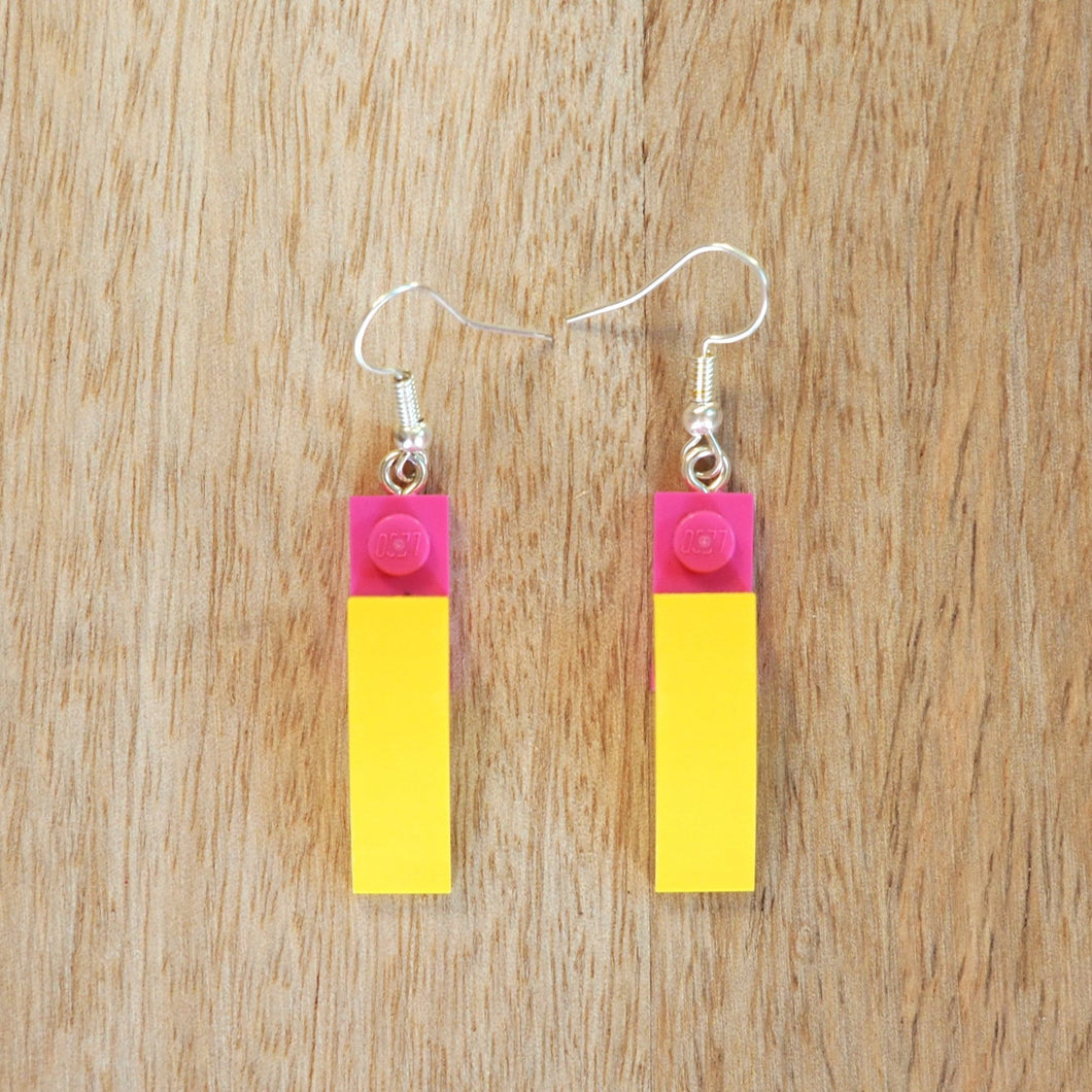 Smooth Slope Duo - Yellow & Pink
