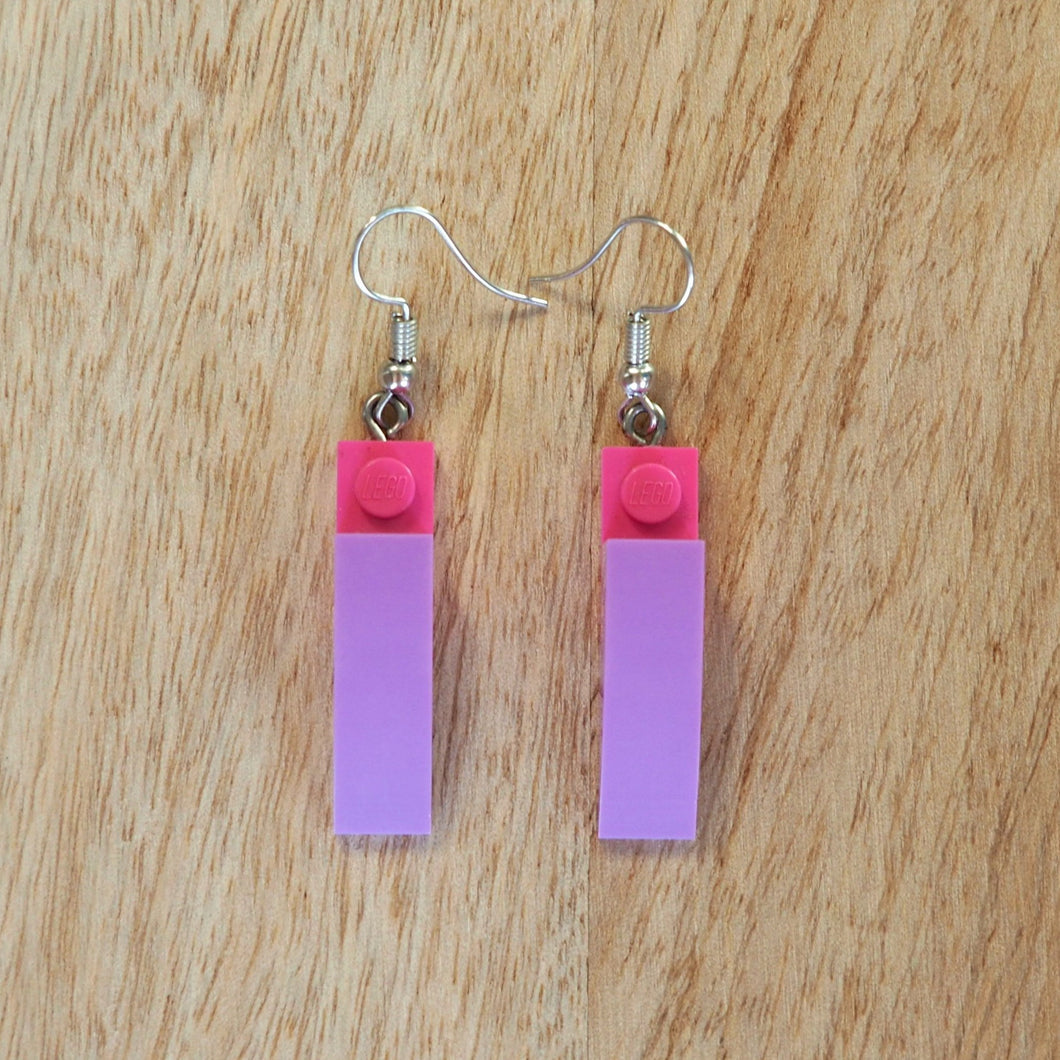 Smooth Slope Duo - Dark Lavender & Pink
