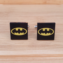 Load image into Gallery viewer, Batman cufflinks