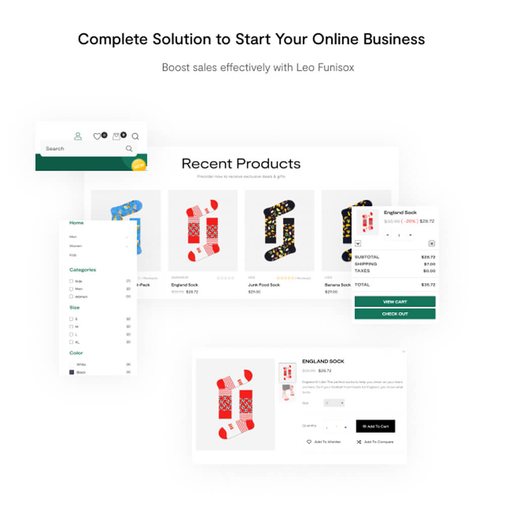 Complete Solution to Start Your Online Business
